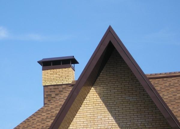бетонные дымоходы